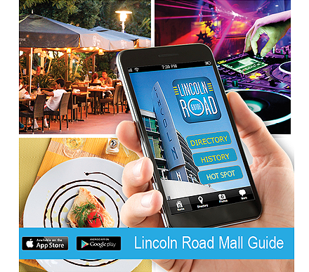 Lincoln Road Mall Miami Directory